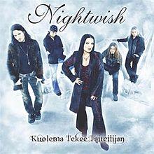 Kuolema tekee taiteilijan - Nightwish