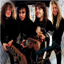 Metallica - The $5.98 E.P.-Garage Days Re-Revisited