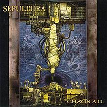 Sepultura - Chaos AD