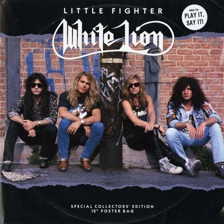 White Lion - Little fighter