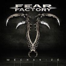Fear Factory - Mechanized