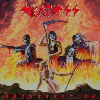 Death-SS - Resurrection