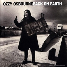 Back on earth - Ozzy Osbourne