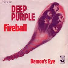 Deep Purple - Fireball_single