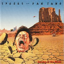 Tygers of Pan Tang - Burning in the shade
