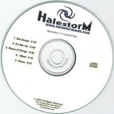 Halestorm - demo