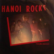 Hanoi Rocks - Malibu Beach Nightmare