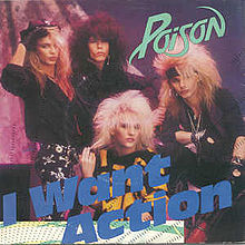 I want action - Poison