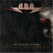 The wrong side of midnight - U.D.O.