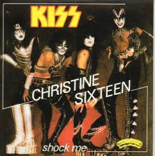 Christine sixteen - Kiss