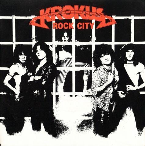 Krokus - Rock City
