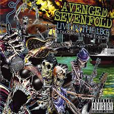 Avenged Sevenfold - Live In LBC-Diamonds In The Rough