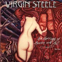 Virgin Steele - The Marriage of Heaven and Hell Part I