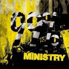 Ministry - 99 Percenter