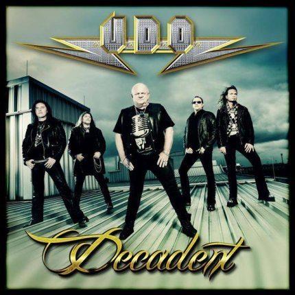 UDO - Decadent -singolo