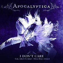 I don't care – Apocalyptica
