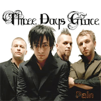 Three Days Grace - Pain