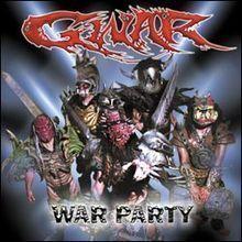 Gwar - War Party
