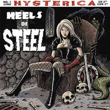 Heels of steel - Hysterica