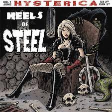 Heels of steel - Hysterica