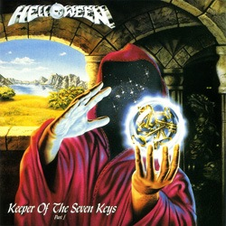 Helloween - Keeper of the seven keys 1