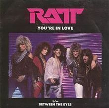 Ratt - You're in love