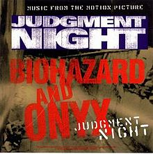 Biohazard Onyx - Judgment Night