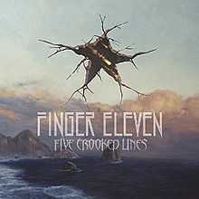 Finger Eleven - Five crooked lines