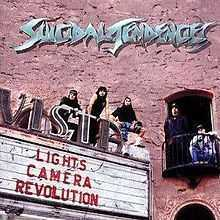 Suicidal Tendencies - Lights...Camera...Revolution!