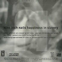 Nine Inch Nails - Happiness in Slavery