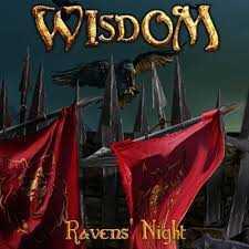 Wisdom - Raven's night