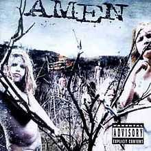 Amen - album omonimo