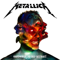 Metallica - Hardwired To Self-Destruct