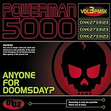 Powerman 5000 - Anyone for Doomsday