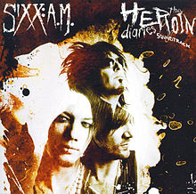Sixx AM - The Heroin Diaries Soundtrack