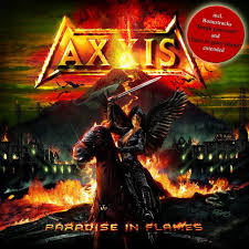 Paradise in Flames - Axxis