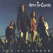 Sea of sorrow – Alice in Chains