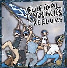 Suicidal Tendencies - Freedumb