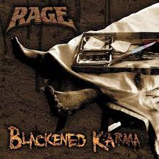Rage - Blackened Karma