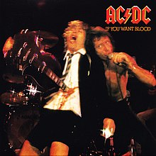 AC-DC - If You Want Blood You've Got It
