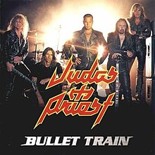 Bullet train – Judas Priest