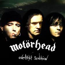 Overnight Sensation - Motörhead