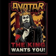 The King wants you – Avatar