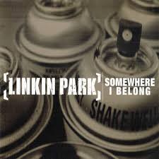Somewhere I belong – Linkin Park