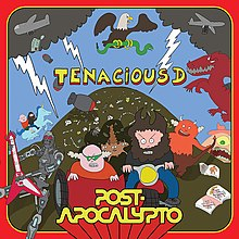 Tenacious_D - Post-Apocalypto
