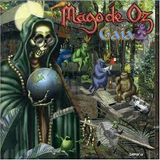 Mago de Oz - Gaia