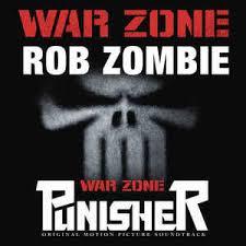 War zone – Rob Zombie