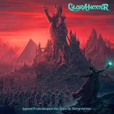 Gloryhammer - Legends from Beyond the Galactic Terrorvortex