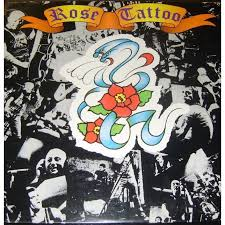 Rose Tattoo - Rose Tattoo album