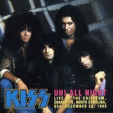 Uh! All night – Kiss